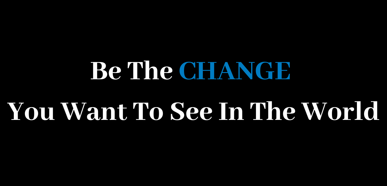 Be the Change You Want to See - About Epic Mission - Business Management Consultant