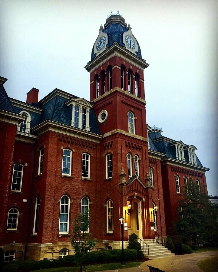 Woodburn Hall at West Virginia University Morgantown, West Virginia